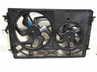Trafik 3 - III Fan Motor Şase Komple 214818795R