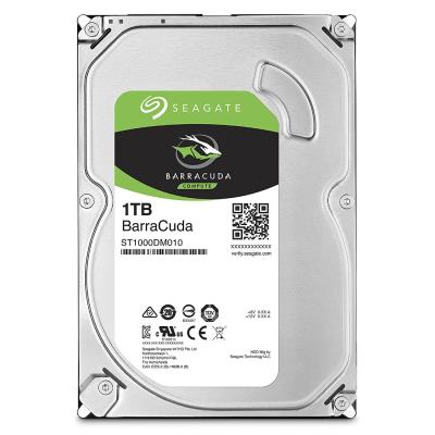 "Seagate Barracuda ST1000DM010 3.5"" 1 TB 7200 RPM SATA 3 HDD"
