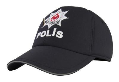 POLİS MEMURU ŞAPKASI - GENEL HİZMET - KIŞLIK