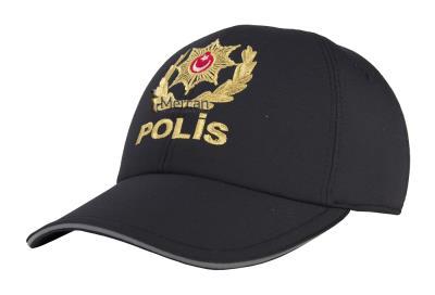POLİS MÜDÜRÜ ŞAPKASI - GENEL HİZMET - KIŞLIK
