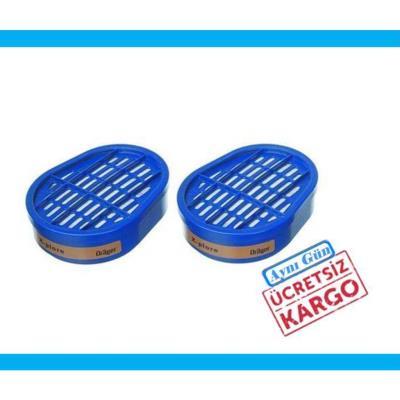 Drager A1B1E1K1 6738816 ABEK1 Gaz Filtresi
