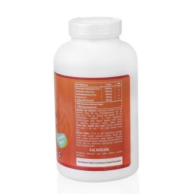 Ncs Glucosamine Chondroitin MSM TYPE II Collagen Turmeric 300 Ta