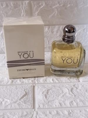Emporio Armani Because Its You Edp 100ml Bayan Parfüm