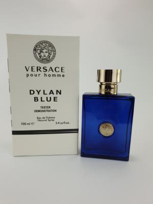 Versace Dylan Blue Edt 100 Ml Erkek Tester Parfüm
