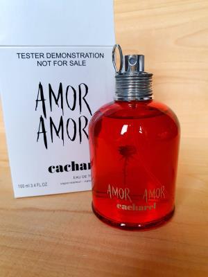 Cacharel Amor Amor Edt 100 Ml Bayan Tester Parfüm