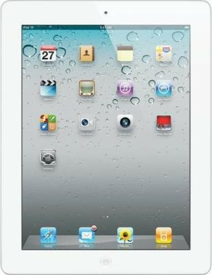 "Apple iPad 2 MC984TU/A Wi-Fi + Cellular 64 GB 9.7"" Tablet Beyaz"