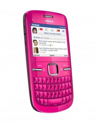 Nokia C3 00 Cep Telefonu