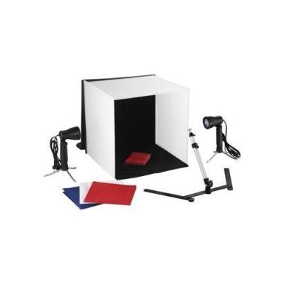 Işıklı Ürün Çekim Çadırı 40x40 Mini Stüdyo Tam Set
