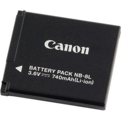 PDX for Canon NB 8L Batarya Pil