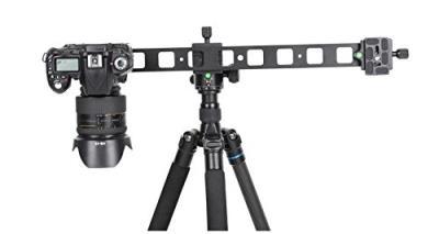 DSLR Kameralar için Çift Kamera Slayt Montaj Tripod