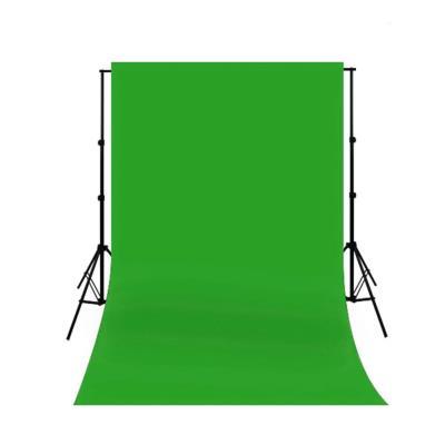 Chromakey- Green Screen Greenbox Yeşil Fon Perde(3 x 4m)