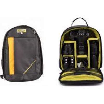 Nikon Çift Askılı Sırt Çantası D5000 D5200 D5300 D5500