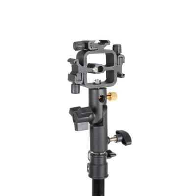 Şemsiye ve Flaş Tutucu Adaptör Holder, Tripod Adaptörü Hediyeli