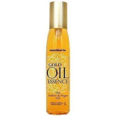 Montibello Gold Oil Essence Amber Ve Argan Saç Bakım Yağı