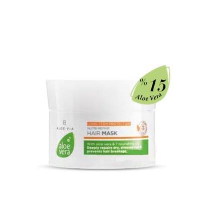 LR Aloe Vera Nutri Repair Onarıcı Besleyici Saç Maskesi 200 ml
