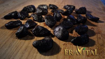 Eravital Soyulmuş Siyah Sarımsak - 125 gr.