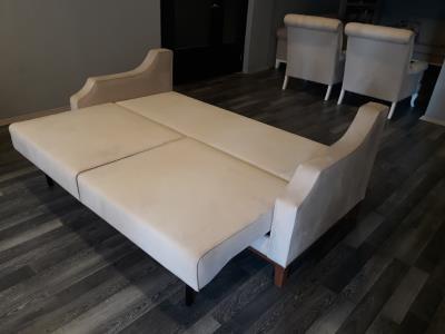 Yataklı sandıklı koltuk takımı