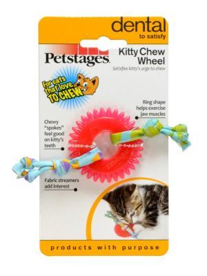 Petstages Kitty Chew Whell kedi diş kaşıma oyuncağı