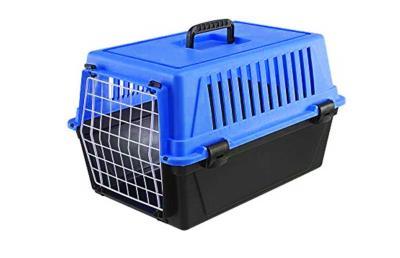 Ferplast Atlas 10 Kedi Köpek Seyahat Çantası - Mavi