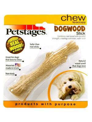 Petstages Dogwood Stick S küçük köpekler için doğal kemirme ağac