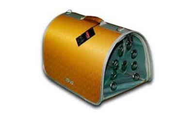 Lepus Flybag Kedi Köpek Seyahat Çantası - Gold Sarı