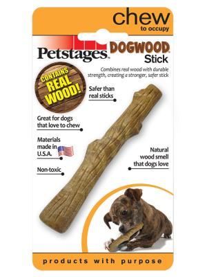 Petstages Dogwood Stick P- Yavru köpeklere doğal kemirme ağacı