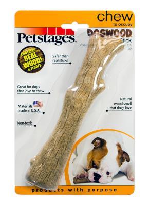 Petstages Dogwood Stick M orta boy köpeklere doğal kemirme ağacı
