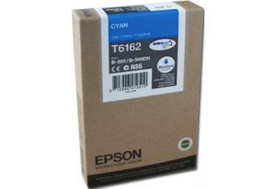 EPSON T6162 ORJİNAL MAVİ  KARTUŞ