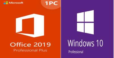 Windows 10 Pro Lisans  + Office 2019 Pro Plus