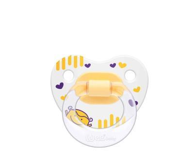 Wee Baby 0-6 Ay Desenli Damaklı Emzik No:1
