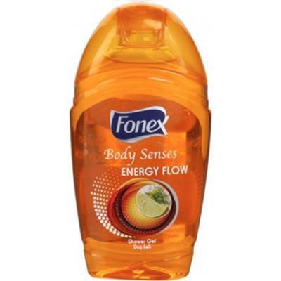 Fonex Body Senses Energy Flow Duş Jeli 250 Ml