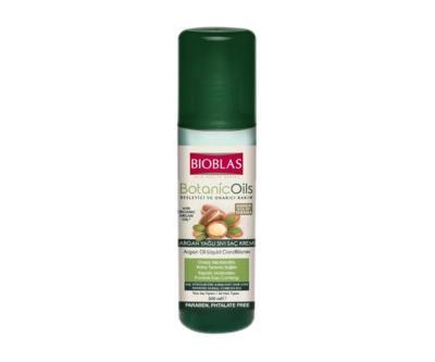 Bioblas Botanic Oils Argan Yağlı Sıvı Saç Kremi 200 ml