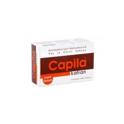 Capila Katranlı Sabun 90 Gram