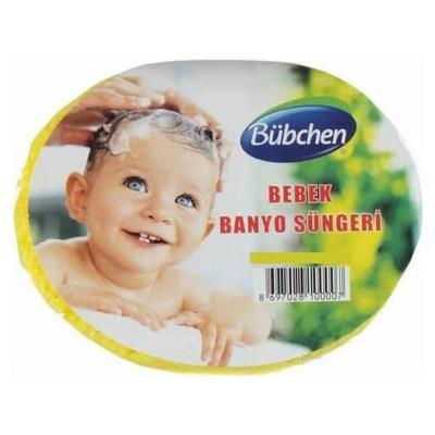 Bübchen Bebek Banyo Süngeri