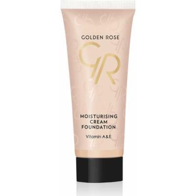 Golden Rose Moisturizing Cream Foundation - Fondöten - 7