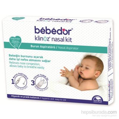 Bebedor Klinoz Burun Aspiratörü