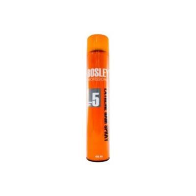 Bosley Professional Extra Strong 5 Turuncu Saç Spreyi 400 Ml