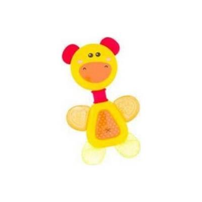 Bebedor Çıngıraklı Sulu Dişlik Sarı Kırmızı
