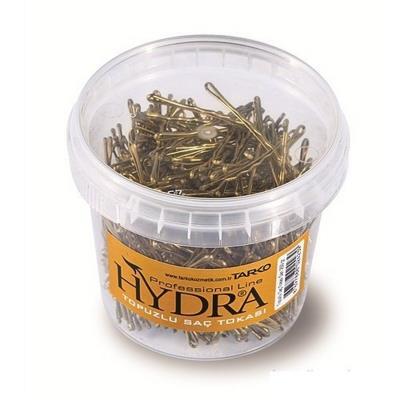 Tarko Hydra Topuzlu Saç Tokası Sarı 250 gr.