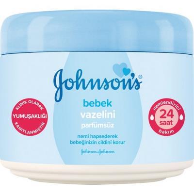 Johnson's Baby Vazelin Parfümsüz 100 ml