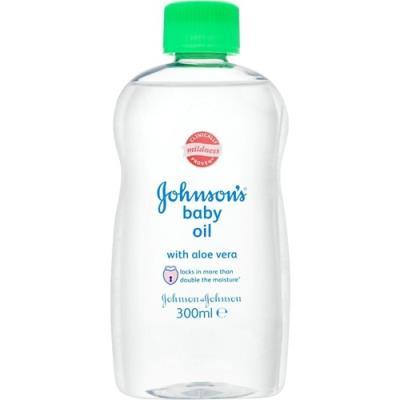 Johnson`S Baby Aloe Veralı Yağ 300Ml