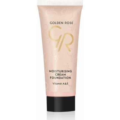 Golden Rose Moisturizing Cream Foundation - Fondöten - 5
