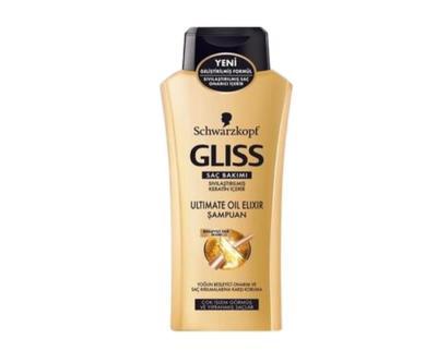 Gliss Ultimate Oil Elixir Şampuan 400 ml