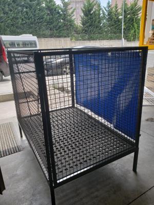Buzağı kulübesi kafes sistemi
