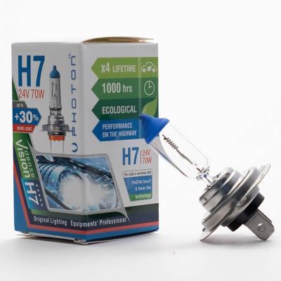 Photon H7 24V 70W ECO +%30 Fazla Işık