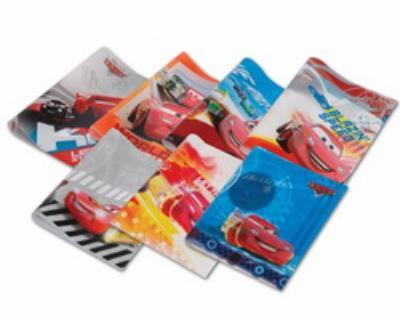 Cars Defter Kabı A4