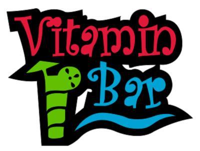 Vitamin Bar Tabelası - En Ucuz Tabela