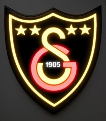 GS Logo - Işıklı - Galatasaray Logosu