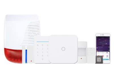 Fonri Kablosuz Akıllı Güvenlik Paketi