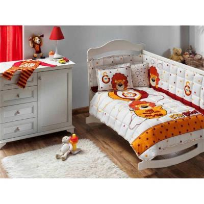 Taç Lisanslı Galatasaray Bebek Uyku Seti